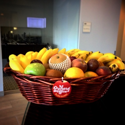 office fresh fruit delivery