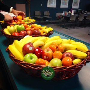 Fresh fruit stretches your wellness budget