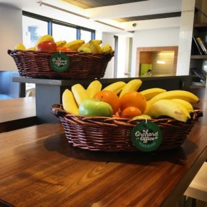 specialize in office fruit delivery