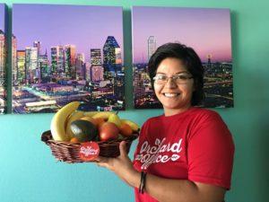 Danae Gutierrez of Harvest Project