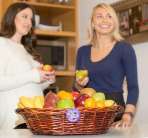best healthy office snacks